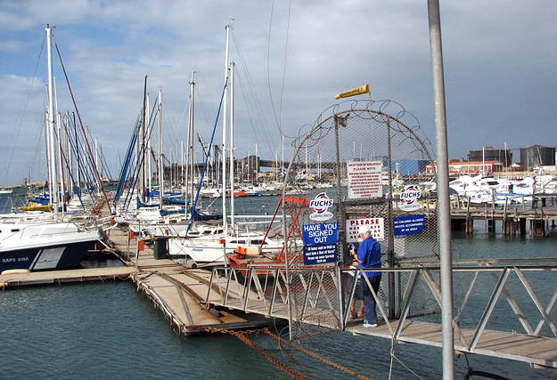 Algoa Bay YC Port Elizabeth